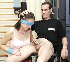 XXX Teen Blindfold Porn Pictures