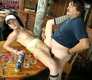 XXX Drunk Teen Porn Pictures