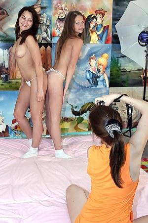 XXX Brunette Teen Porn Pictures